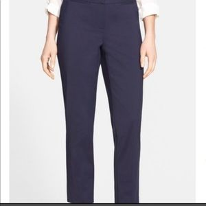 🔹 Nordstrom Collection Navy Dress Pant